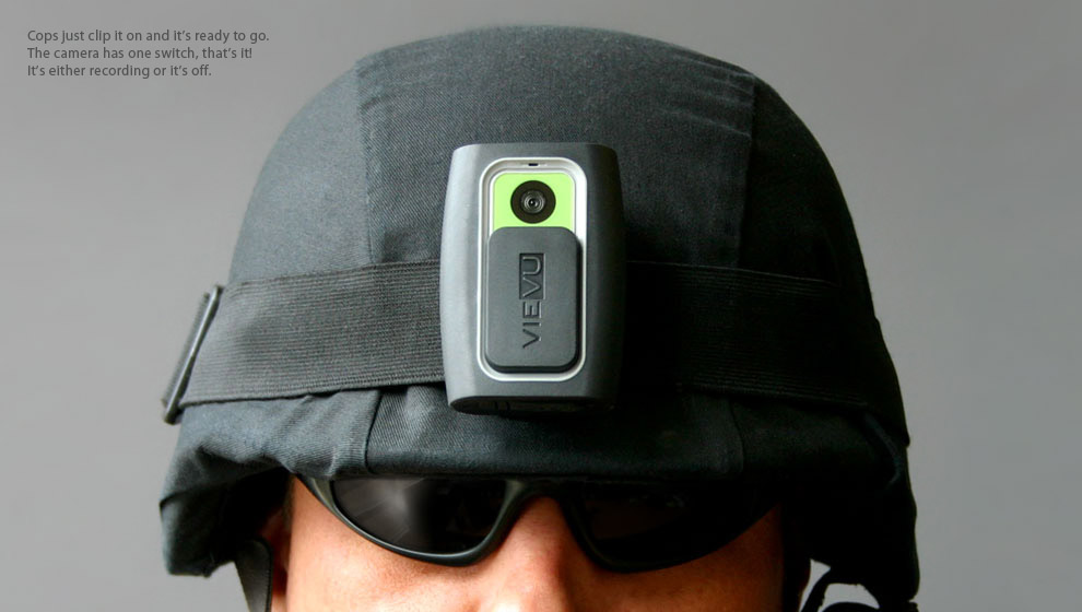Concept rendering video camera